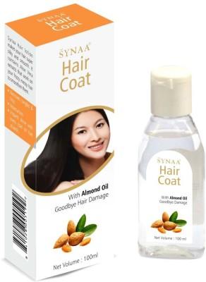 Synaa Hair Coat | Hair Serum with Almond Oil(100 ml)