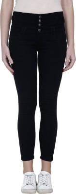 Nifty Jeans Slim Women Grey Jeans