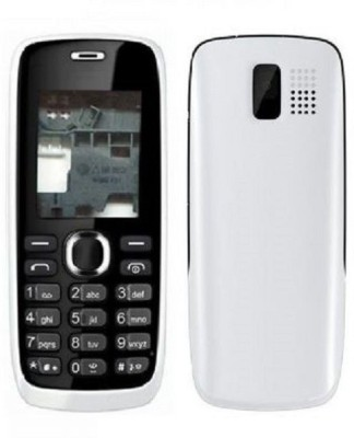 Smart Full Body Housing for Nokia 112 Full Panel(White)