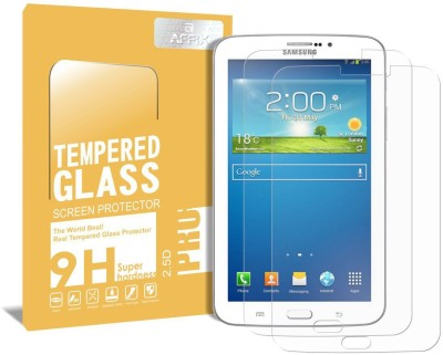 Affix Tempered Glass Guard for Samsung Galaxy Tab 3 T-211 [7.0 Inch] - Pack of 2