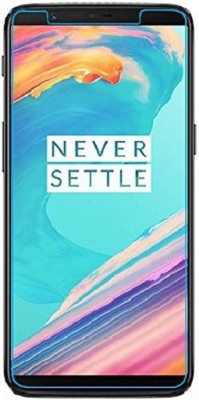 ROBMOB Tempered Glass Guard for OnePlus 5T(Pack of 1)