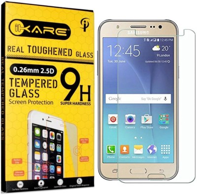 iKare Tempered Glass Guard for Samsung Galaxy J2 Ace(Pack of 1)