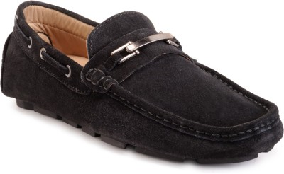 1c4507f1735 50% OFF on Teakwood leather shoes Loafers For Men(Black) on Flipkart ...