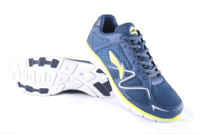 Li-Ning Caliber Running Shoes For Men(Blue)  available at flipkart for Rs.1076