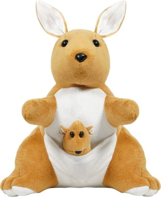 Ultra Kangaroo Soft Toy   12 inch Brown Ultra Soft Toys