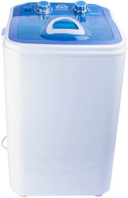 DMR 4.6/2 kg Washer with Dryer Blue(Mini Washing Machine with Steel Dryer Basket Semi AutomaticDMR 46-1218)
