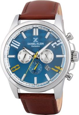 Daniel Klein DK11497-5  Analog Watch For Men
