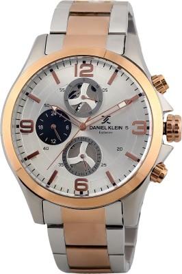 Daniel Klein DK11357-1  Analog Watch For Men