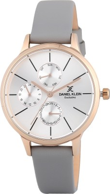 Daniel Klein DK11545-5  Analog Watch For Women