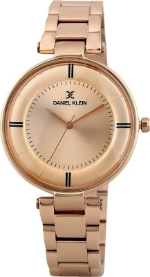 Daniel Klein DK11467-3 Analog Watch - For Women