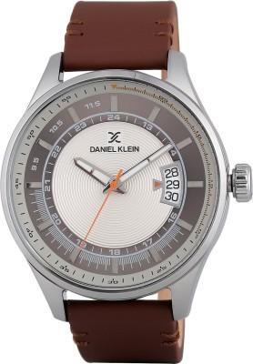 Daniel Klein DK11491-6  Analog Watch For Men