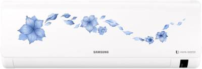 Samsung 1 Ton 3 Star BEE Rating 2018 Inverter AC - White  (AR12NV3HFTR, Copper Condenser)