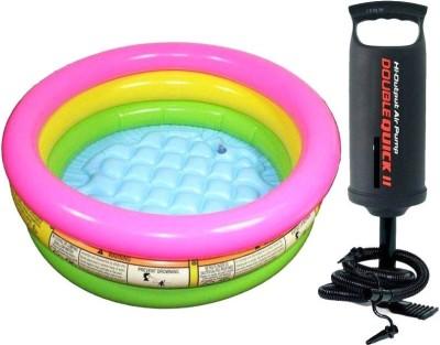 Kascn Mashroom Intex Bathing Tub For Kids Red Best Price