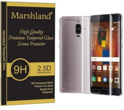 MARSHLAND Edge To Edge Tempered Glass for Huawei Mate 9 Pro(Pack of 1)