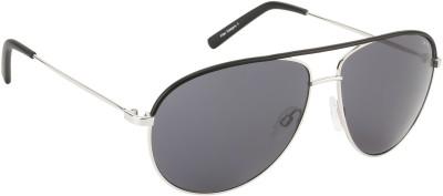 Esprit Aviator Sunglasses(Grey) at flipkart