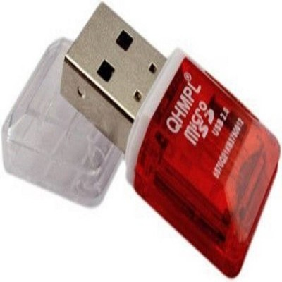 Mussa QHMPL 010 Card Reader(Red)