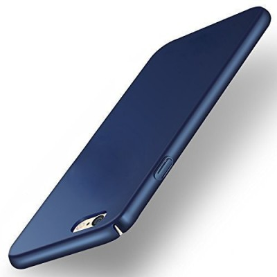 Micomy Back Cover for VIVO Y55, VIVO Y55L(Blue, Plastic)