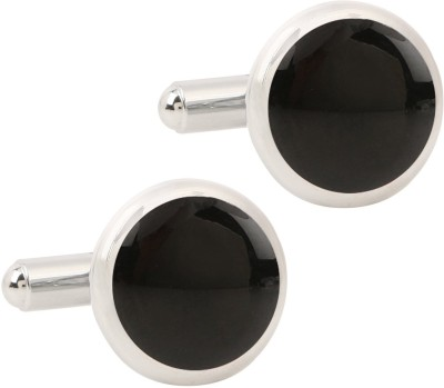Miami Brass, Copper, Silver Cufflink(White, Silver, Black)