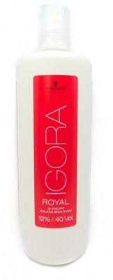 Schwarzkopf IGORA ROYAL 12% 40 Vol DEVELOPER Hair Color(White)
