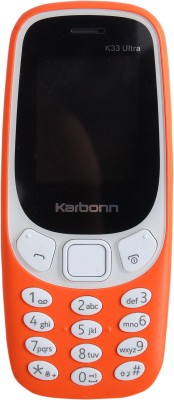 Karbonn K33 Ultra(Orange)