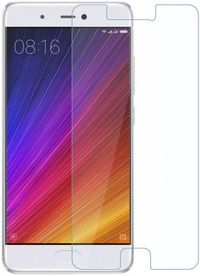 VARAJ Tempered Glass Guard for New High Durable Tempered Glass Screen Protector Screen Guard for Redmi Note 4 With Wet & Wipes (pack of 2 )