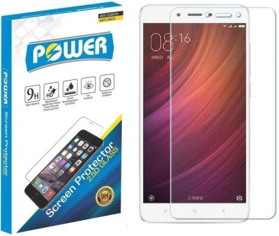 Power Tempered Glass Guard for Mi Redmi Note 4(Pack of 1)