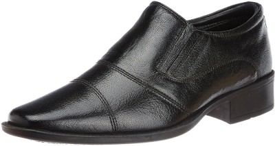 Hush Puppies By Bata Hpo2 Flex Slip On Shoes For Men(Black)