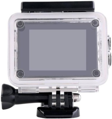 "Benison India ™1.5"" LCD Waterproof Cam Holder Sports & Action Camera(Black) 1"