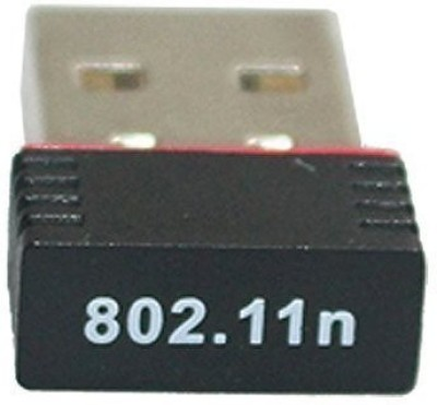 NeroEdge USB WiFi Dongle Wireless Adapter 802.11n/g/b USB Adapter Black NeroEdge Wireless USB Adapters