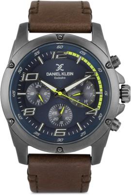 Daniel Klein DK11351-4  Analog Watch For Men