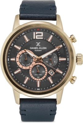 Daniel Klein DK11598-4  Analog Watch For Men