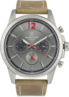 Daniel Klein DK11482-4  Analog Watch For Men