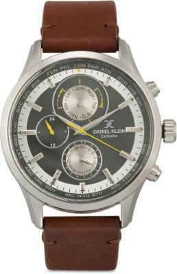 Daniel Klein DK11502-4  Analog Watch For Men