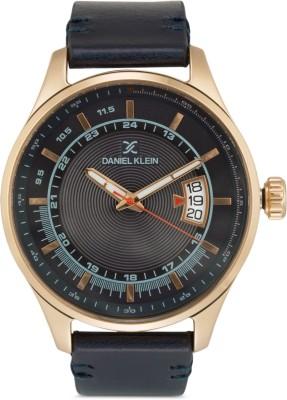 Daniel Klein DK11491-3  Analog Watch For Men