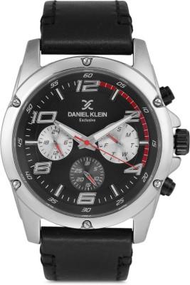 Daniel Klein DK11351-2  Analog Watch For Men