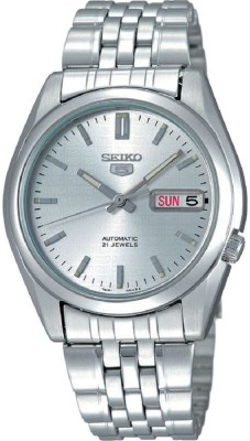 Seiko SNK355K1  Analog Watch For Men