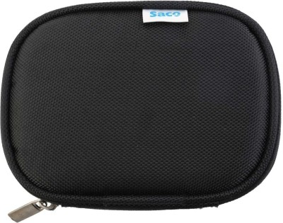 Saco Superfit HDD-Black15 4.5 inch External Hard Drive Enclosure(For Lacie Rugged Triple USB 3.0 1 TB External Hard Disk, Black)  available at flipkart for Rs.255