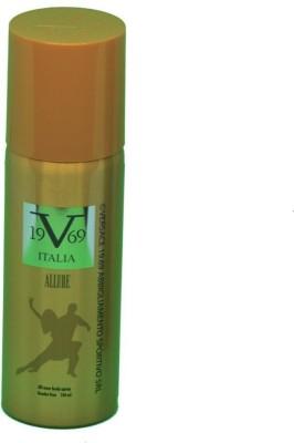 Versace 19.69 Italia Abbigliamento Sportivo Allure Deodorant Spray For Unisex 150 ml