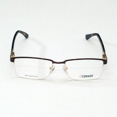 c31bdf5794 Buy CORADO Full Rim Rectangle Frame(56 mm) on Flipkart