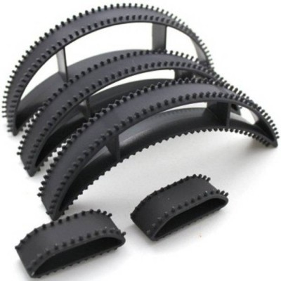Majik Bumpits for Styling Hair Accessory Set (Black) Hair Accessory Set, Bun Clip(Black)  available at flipkart for Rs.99