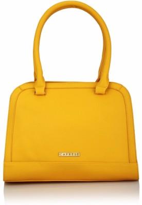 Caprese Satchel(Yellow)