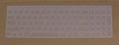 Saco HP ProBook 450 G2 Series Laptop Keyboard Skin(Transparent)  available at flipkart for Rs.355