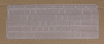 Saco Chiclet Keyboard Skin for Ultra Thin Keyboard Protector Cover Skin Fit for HP Pavilion 13 S102TU x360 Notebook 13.3 inch   TPU  Keyboard Skin Tra