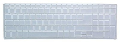 Saco Chiclet Protector Cover For Acer Aspire E E1-510 Notebook Laptop Keyboard Skin(Transparent)  available at flipkart for Rs.355