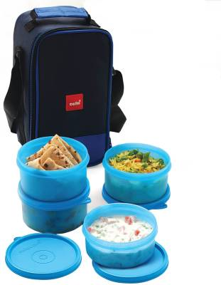 Cello Fresh Joy 4 Containers Lunch Box