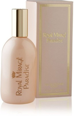 Royal Mirage Paradise EDC Spray Eau de Cologne  -  120 ml(For Women)  available at flipkart for Rs.950