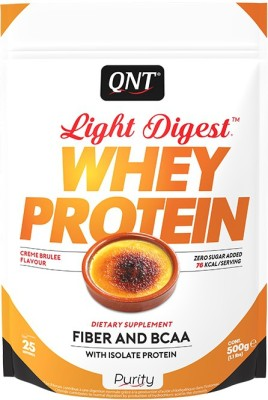 QNT Whey Protein(500 g, cremebrulee)
