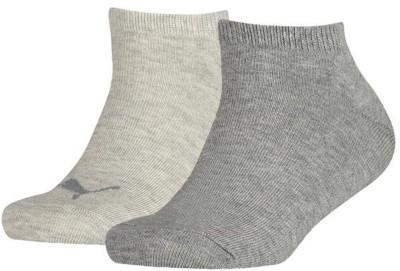 Puma Men's & Women's Solid Glean Length Socks  available at flipkart for Rs.170