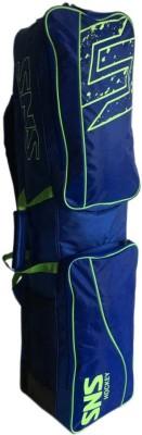 SNS ELITE JUMBO BAG Hockey kit bag(Blue, Kit Bag)