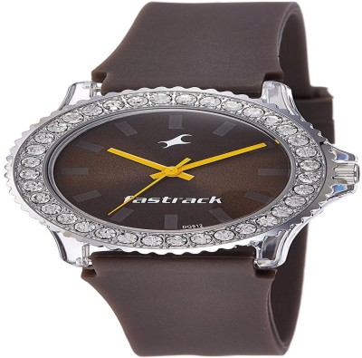 Fastrack 9827pp17 Watch  - For Girls (Fastrack) Bengaluru Buy Online
